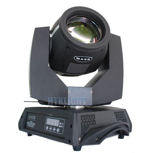 230w Sharpy 7R Beam Moving Head Light With 8500K Color Temperature , Plastic Housing