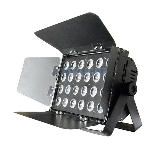 RGBWA 5 in1 RGB LED Stage Light / LED Theatre Lights 24 * 10Watt
