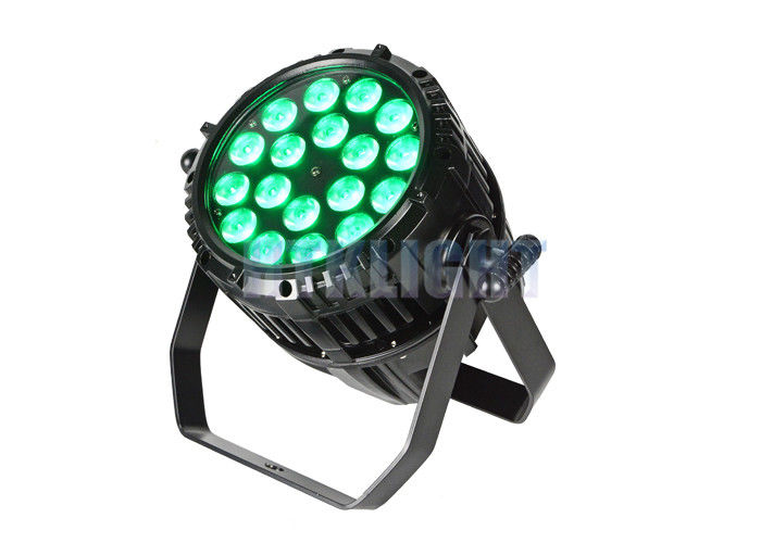 50Hz Master - Slave Control Waterproof LED Par Light / DMX Par Can