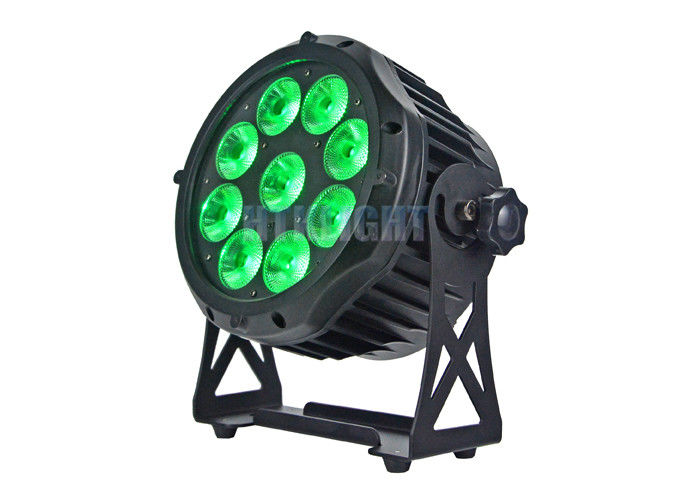 35° Beam Angle RGB LED Stage Light DMX-512 Mode 15000 MAh Battery Capacity